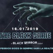 The Black Game - Netflix Italia - Milano 2019